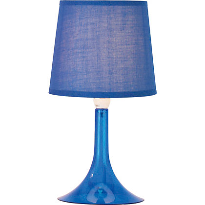 Image for ColourMatch Lamp - Marine Blue. from StoreName