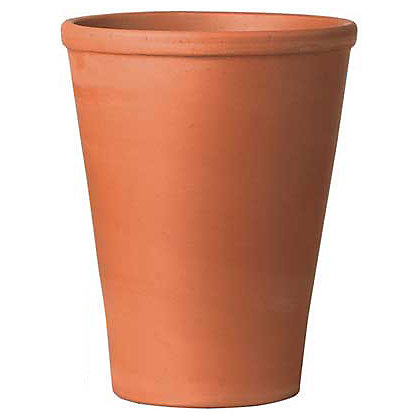 Image for Terracotta Long Tom Plant Pot - 23Cm from StoreName