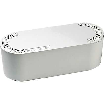 Image for Small Cable Tidy Unit - White from StoreName