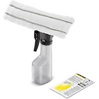 Karcher Window Vac Spray Bottle Set