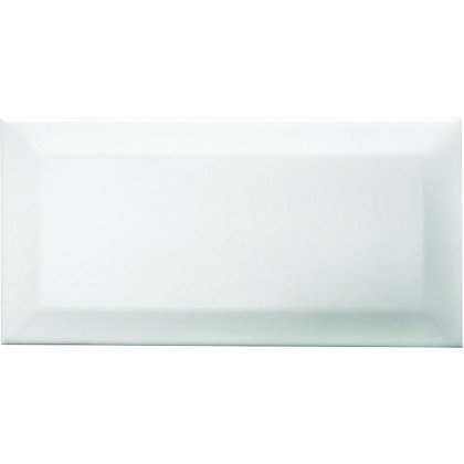 Image for Metro Wall Tiles - White - 200 x 100mm - - 25 pack from StoreName