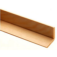 Richard Burbidge Angle Moulding - Pine - 2400 x 13 x 13mm