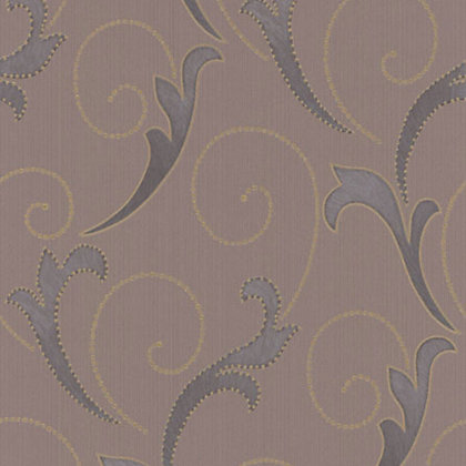 Image for Premier Serenata Paste the Wall Wallpaper - Mocha from StoreName
