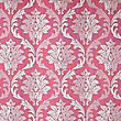 Superfresco Colour Splendour Wallpaper - Red and Cream