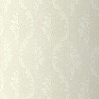 Image for Superfresco Colour Splendour Wallpaper - White and Mica from StoreName