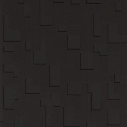 Image for Superfresco Easy Paste the Wall Checker Wallpaper - Black from StoreName