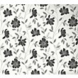 Superfresco Textured Camille Wallpaper - Black and White