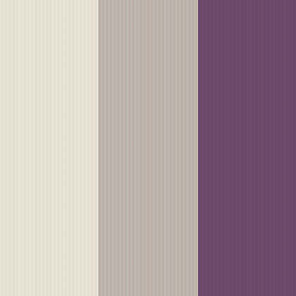 Image for Superfresco Textured Stria Wallpaper - Plum from StoreName