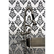 Sample Contour Pallade Wallpaper - Black and White