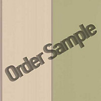 Sample G and B Imperial Wallpaper - Cream and Soft Green