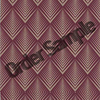 Sample G and B Soprano Wallpaper - Raspberry