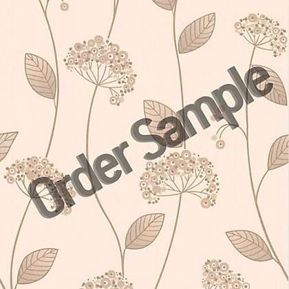 Image for Sample Premier Claire Wallpaper - Beige from StoreName