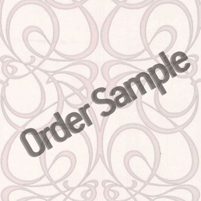 Image of Sample Premier Jazz Wallpaper - White and Silver
