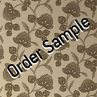 Sample Premier Nadira Wallpaper - Gold