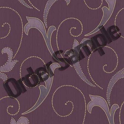 Image for Sample Premier Serenata Wallpaper - Plum from StoreName