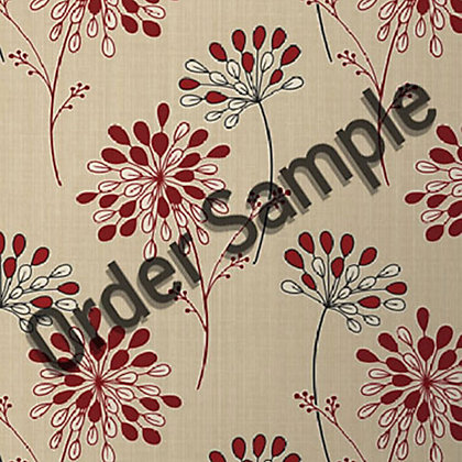 Image for Sample Superfresco Colour Burst Wallpaper - Red from StoreName