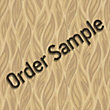 Sample Superfresco Colour Sway Wallpaper - Cream