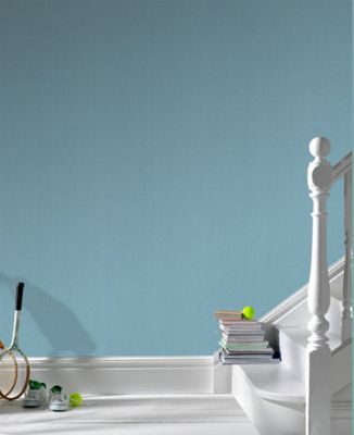 Image of Sample Superfresco Rocco Wallpaper - Teal