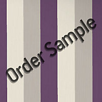 Sample Superfresco Textured Stria Wallpaper - Plum