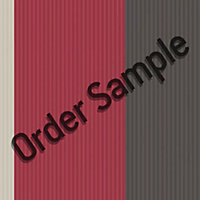 Sample Superfresco Textured Stria Wallpaper - Red