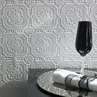 Sample Superfresco Wallpaper - Buckingham