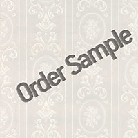 Sample Superfresco Wallpaper - Cameo Stripe