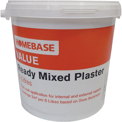 Image for Ready Mixed Plaster- 6L from StoreName
