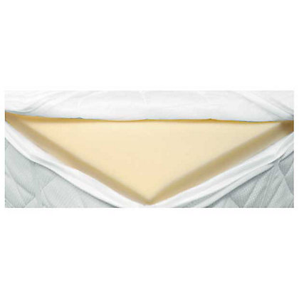 Image for Living Luxury Memory Foam Mattress Topper - Double. from StoreName