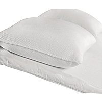 Dreamtime Memory Foam Topper and Pillow Set - Double.