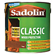 Sadolin Classic Woodstain - Teak - 2.5L