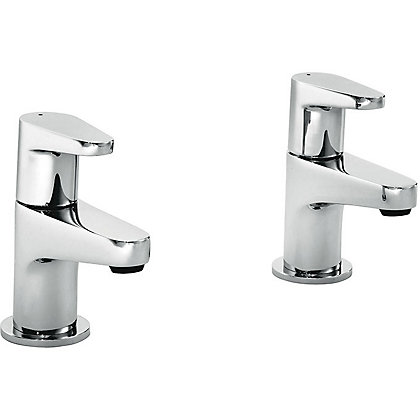 Image for Bristan Quest Basin Taps from StoreName
