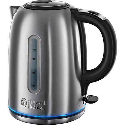 Image for Russell Hobbs 20460 Buckingham Quiet Boil Kettle -Stainless Steel from StoreName