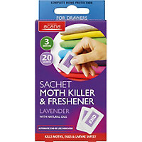 Acana Drawer Moth Killer - Lavender