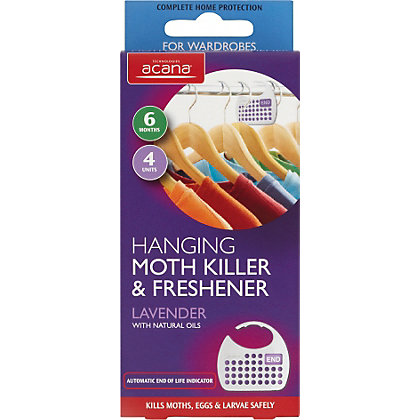Image for Acana Hanging Moth Killer - Lavender from StoreName