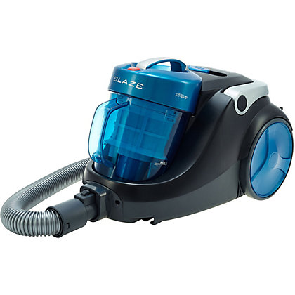 Image for Hoover Blaze Bagless Cylinder Vacuum Cleaner from StoreName