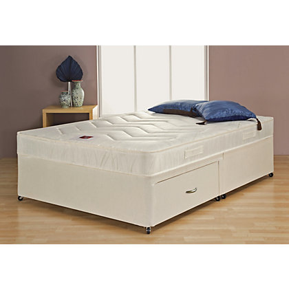 Airsprung Louis Deep Ortho Small Double Divan Non