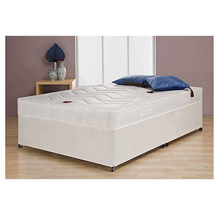 Airsprung Louis Deep Ortho Double Divan Non Storage At Homebase Be Inspired And Make Your