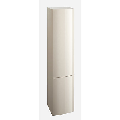 Image for Charlton Pillar Cabinet - Cappuccino from StoreName
