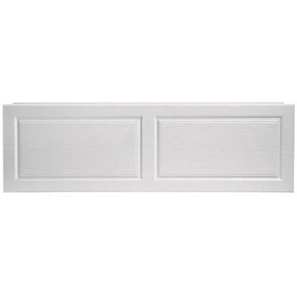 Image for White Wood Front Panel from StoreName