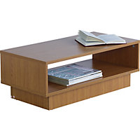 Cubes Coffee Table - Oak Effect.