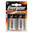 Energizer Max Alkaline D Battery - 2 Pack