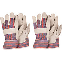 Hardware Rigger Gardening Gloves - Twin pack