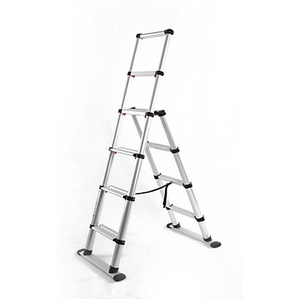 Image for Telesteps Combination Ladder 1.73m from StoreName