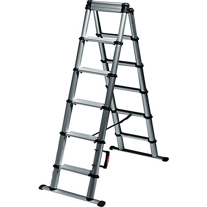 Image for Telesteps Combination Ladder 2.3m from StoreName