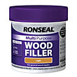Ronseal Multipurpose Wood Filler Tub - Light - 465g
