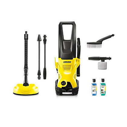karcher k4 compact pressure washer. Black Bedroom Furniture Sets. Home Design Ideas