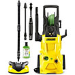 Karcher K4 eco home pressure washer.