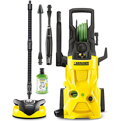 Image for Karcher K4 eco home pressure washer. from StoreName