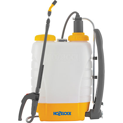 Image for Hozelock Knapsack Garden Water Sprayer from StoreName