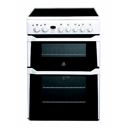 Image for Indesit ID60C2W S Freestanding Cooker - White from StoreName